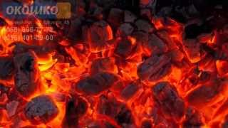 видео котел на твердом топливе