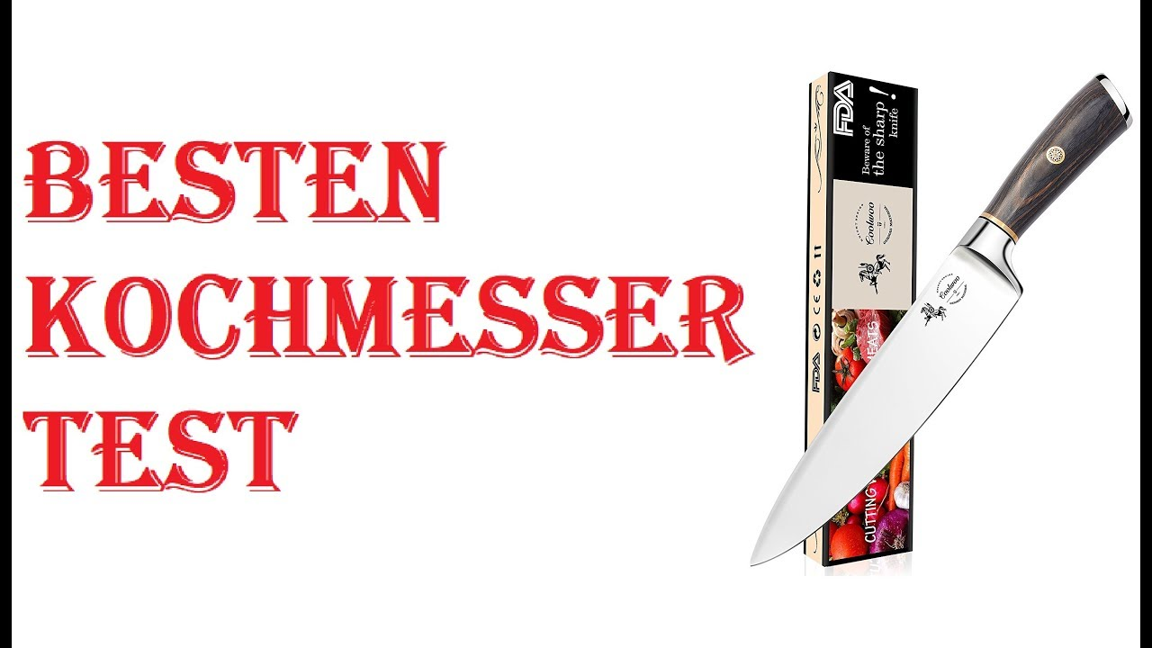 Besten Kochmesser Test 2019 Youtube