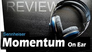Sennheiser MOMENTUM On-Ear 2014 - REVIEW