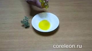 Греческий соус-заправка из оливкового масла