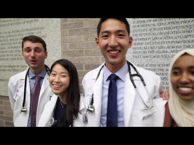 White Coat Ceremony 2017: Explore. Dream. Discover.