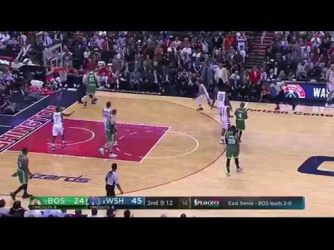 Kelly Oubre Jr. and Kelly Olynyk Altercation