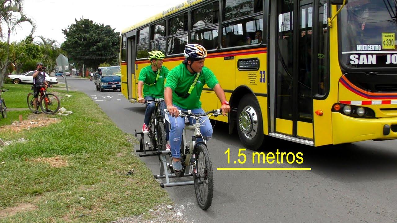 BiciBus - Capacitación choferes de bus BUSMI. - YouTube