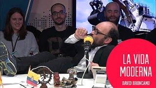 Ignatius hace chistes de Ikea para entrar en El Club de la Comedia #LaVidaModerna