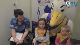 Seagulls TV: Interview with Speccie Club members Charlotte & Emily