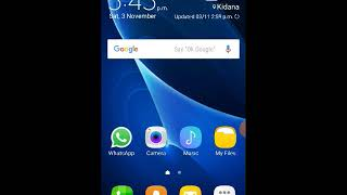 How To Install Skies Ux V1 Rom For J200g 《《VOLTE