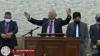 Culto de Adoração - 31/01/2021 - Igreja Presbiteriana do Calhau
