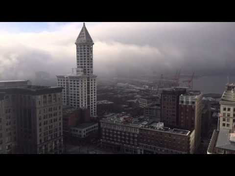 Smith Tower Timelapse
