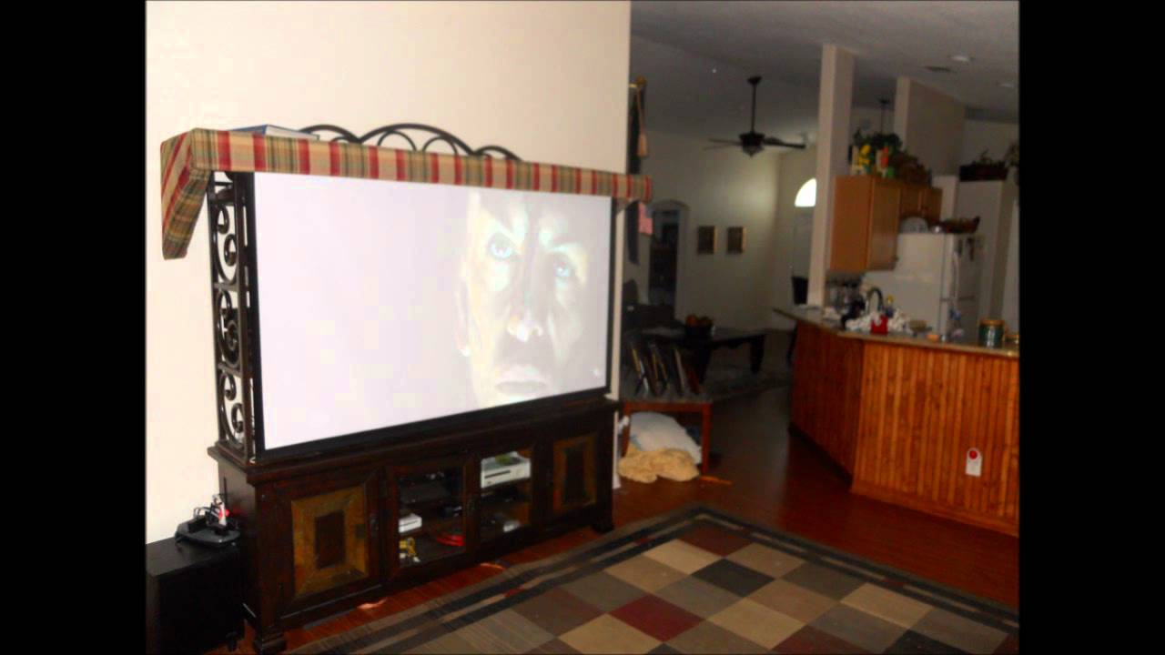 My small living room home theatre youtube for 8 living room blunders