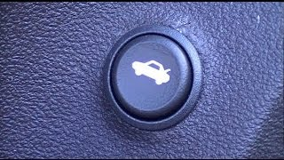 Replacing a Trunk Release  Button Switch on a 2008 Chevrolet Malibu door panel