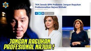 TIDAK NETRAL ! Najwa Shihab ternyata Sosok Horror Bagi BPN Prabowo , Kenapa ?