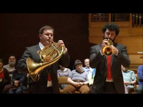 Hoch Chamber Music Canadian Brass Friday April 11, 2016