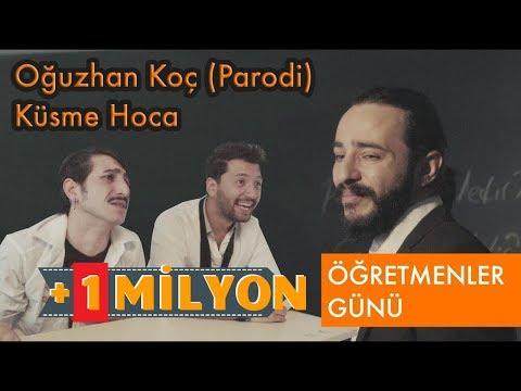 Oğuzhan KOÇ - Küsme Aşka Parodi (KÜSME HOCA) / PARODİ KİNGS