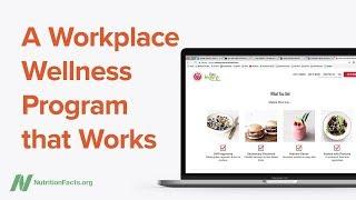 Program celkového zdraví pro pracoviště, který opravdu funguje