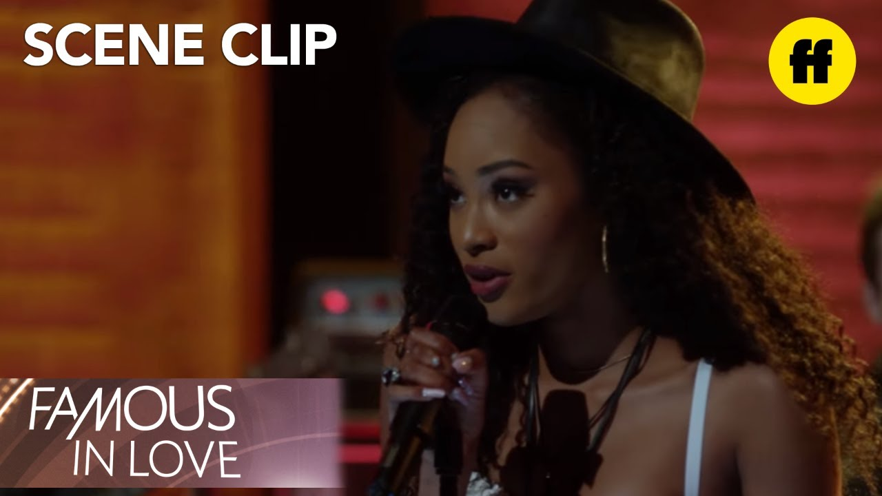 "Famous in Love | Season 1, Episode 4: Tangey Performs ""The Morning After  Goodbye"" 