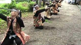 河井継之助慰霊祭 四 2010.8.16