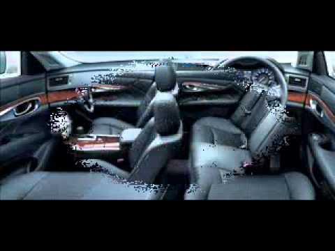 All New 2012 Mitsubishi Puraudia & Dignity