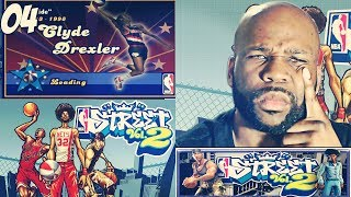NBA Street Vol 2 Gameplay Walkthrough Part 4 - Gamebreaker Cheese