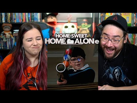 Home Sweet HOME ALONE - Disney+ Official Trailer Reaction / Review