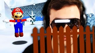forcing my stepson to play mario (Stream Highlights)