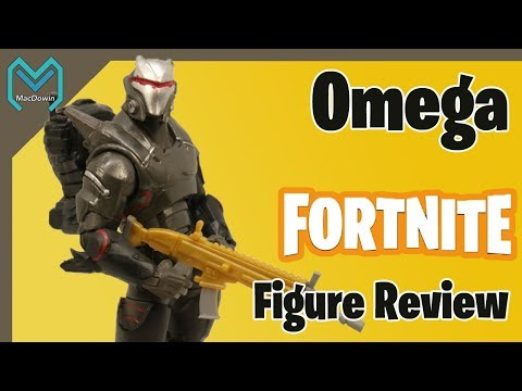 Fortnite Omega 2018 Action Figure Review