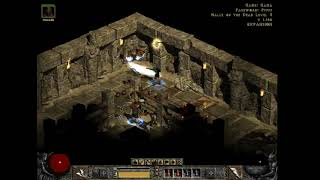 Diablo 2 LOD   Episode 13   Dry Hills, The Halls of The Dead