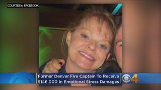 Jury Awards Female Denver Fire Captain $146,000 Over Firing