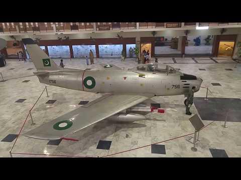 PAF Museum Karachi Full Inside View 18 min HD