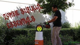 Zombie Survival Essentials 1.0