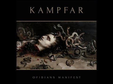 "Kampfar release new song ""Ophidian"" off new album, Ofidians Manifest..!"
