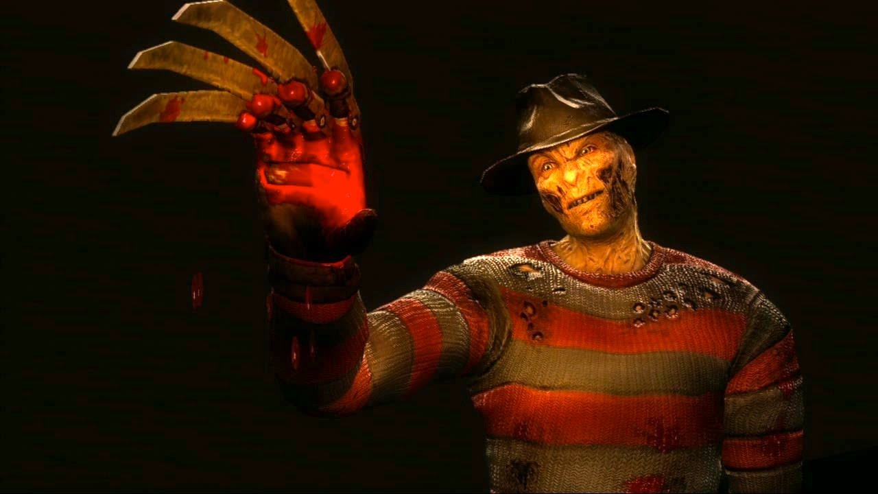 How To Activate The Freddy Krueger Fatalities In The First Dlc For Mortal Kombat 9 Xbox 360 Wonderhowto