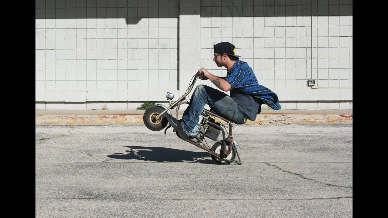 Maxresdefault on Lil Indian Mini Bike