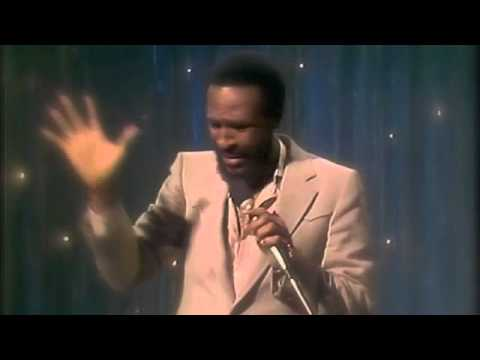 Marvin Gaye - Distant Lover (Tamla Records Live Video)