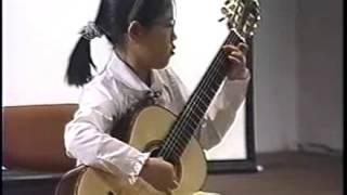 [뮤직필드] Sonatine II (소나티네 No.2) -Allegretto con brio - M.Giuliani - 변보경-클래식기타 연주