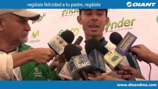 Revista Mundo Ciclistico: Vuelta Colombia 2013, Etapa 8, Rafael