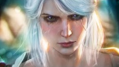 Ciri's Story (The Witcher 3)