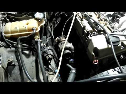 СВАП ОМ606 турбо W124