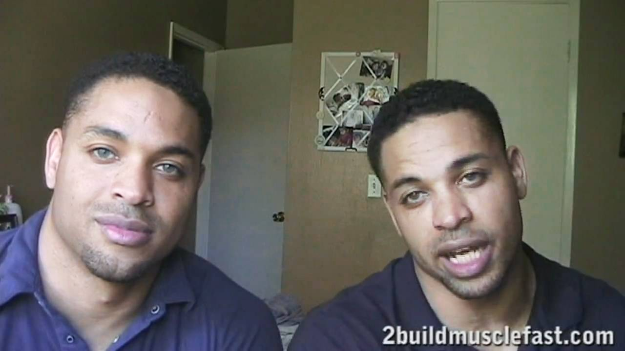 How Long Does It Take to Build Muscle @hodgetwins