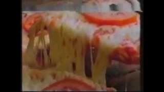 Comercial Guaraná Antarctica ( 1991 )  Pipoca e pizza com guaraná