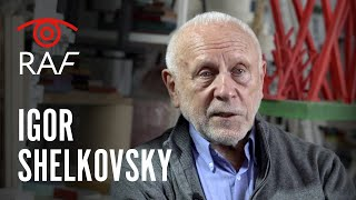 Russian Art Focus: interview with Igor Shelkovsky (Chelkovski)