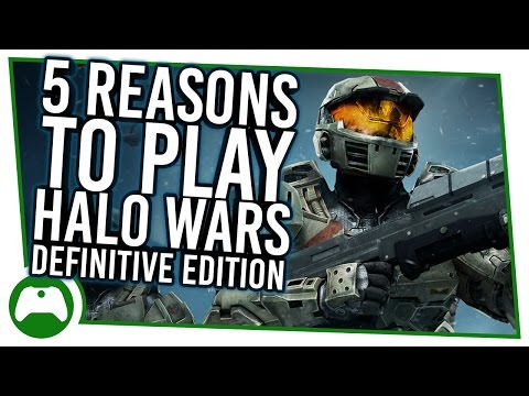 5 Reasons To Play Halo Wars Definitive Edition Before Halo Wars 2!