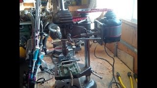 Atlas Bench Drill Press Slow Speed Attachment