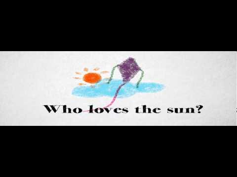 Who Loves The Sun - Zee Avi (Lyric Video)