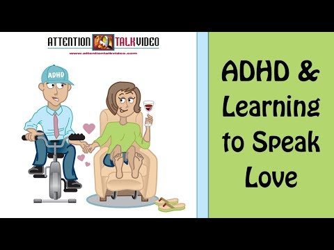 ADHD & Love Languages: Awareness & Examples