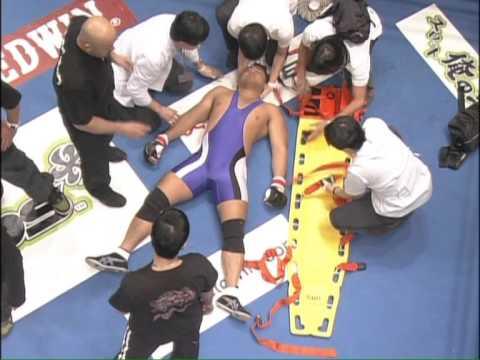 Heath Herring VS Yoshihiro Nakao - K-1 Premium Dynamite (FR 2005)