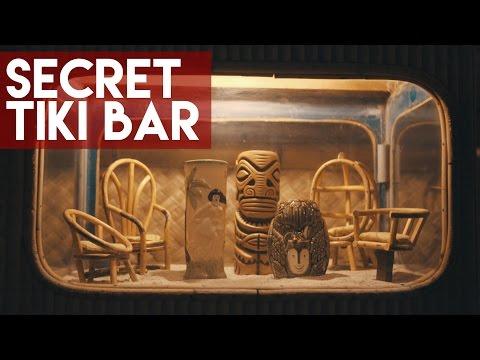 Discover this Secret Tiki Bar in Downtown LA || Foodbeast News
