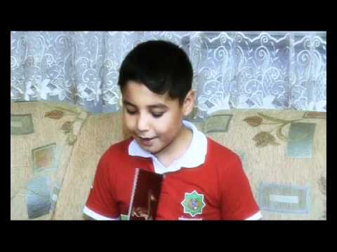 Let's Stay Healthy (song 2 from the UNICEF Turkmenistan Musical)
