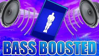 "Fortnite ""It's Go Time!"" Emote (BASS BOOSTED) 100% LEGIT"
