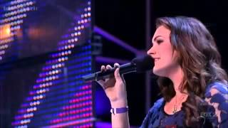 The X Factor USA 2012 - Sophie Tweed Simmons' Audition