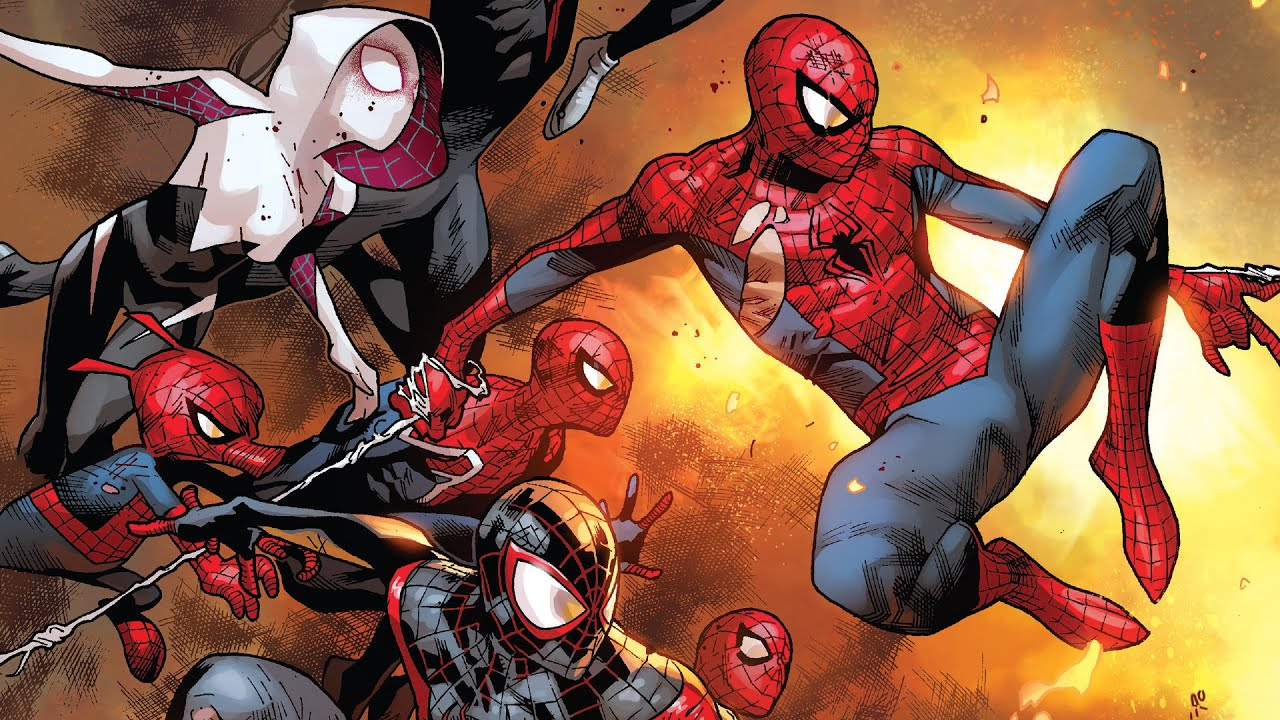The Spider-Verse Explained [Spider-Man]